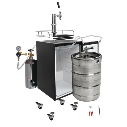 Kegerator KC2000 Exploded View